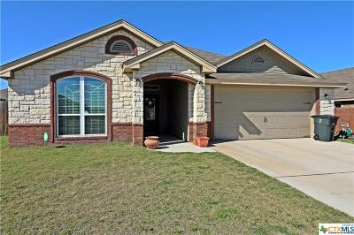Killeen Single Family Home For Sale: 2601 Tara Drive