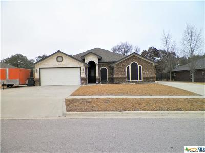 Killeen Single Family Home For Sale: 6305 Marble Falls Drive