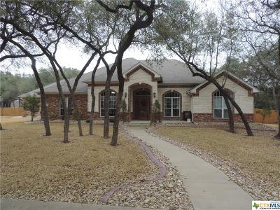 Temple Single Family Home For Sale: 2155 Allena Lane