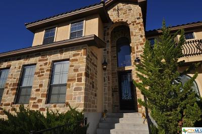 New Braunfels Single Family Home For Sale: 1112 Barolo Court