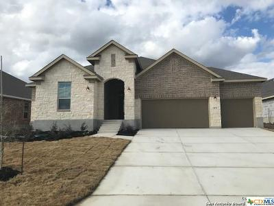 New Braunfels Single Family Home For Sale: 5871 Hopper Court