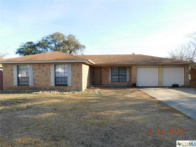 Copperas Cove Single Family Home For Sale: 1225 Craig