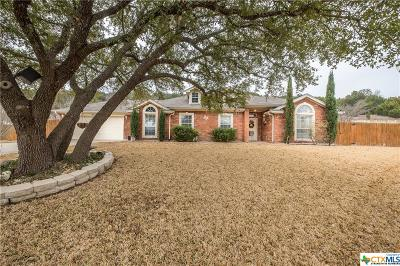 Copperas Cove TX Single Family Home For Sale: $211,995