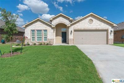 Harker Heights, Killeen, Temple Single Family Home For Sale: 1015 Rhodactis Drive