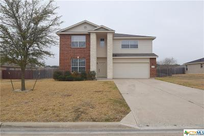 Harker Heights Single Family Home For Sale: 715 Tundra