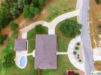 New Braunfels Single Family Home For Sale: 638 Shady Hollow
