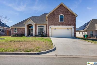 Belton Single Family Home For Sale: 800 Marshall Drive
