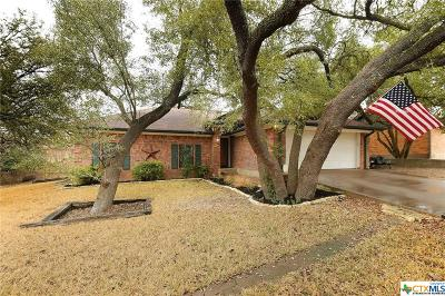 Salado Single Family Home For Sale: 506 San Pedro