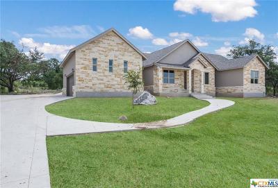 New Braunfels Single Family Home For Sale: 1170 Via Principale