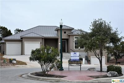 New Braunfels Single Family Home For Sale: 519 Elm Trail