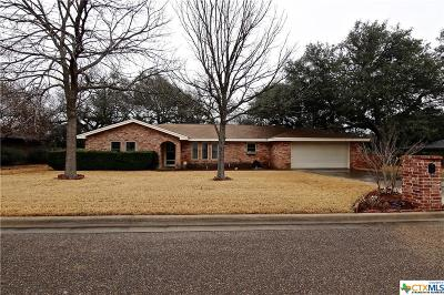 Temple Single Family Home For Sale: 3721 Keller Road