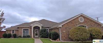 Harker Heights Single Family Home For Sale: 400 Winter Sun Drive