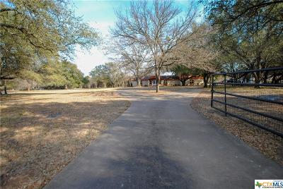 Belton Single Family Home For Sale: 74 Cedar Trails Drive