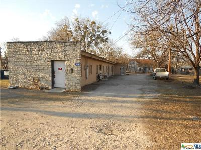 Lampasas Multi Family Home For Sale: 809 4th Street