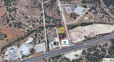 Copperas Cove Commercial For Sale: 1949 Big Divide