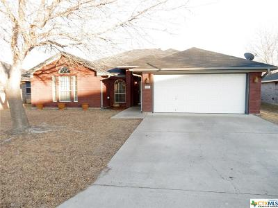 Temple Single Family Home For Sale: 307 Sundance Drive