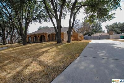 Belton TX Single Family Home For Sale: $229,900