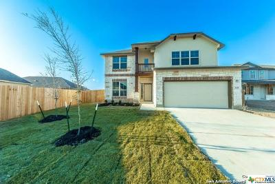 New Braunfels Single Family Home For Sale: 3535 Lunar Cloud Drive