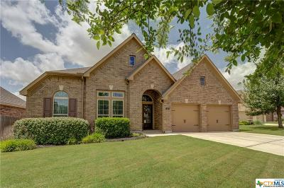 New Braunfels Single Family Home For Sale: 515 Lodge Creek
