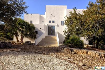 Comal County Single Family Home For Sale: 1201 Post Oak Drive