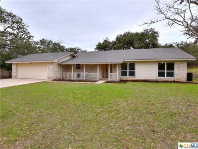 Wimberley Single Family Home For Sale: 60 Augusta Drive