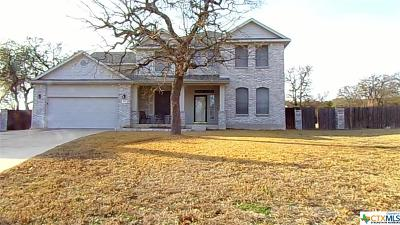 Killeen Single Family Home For Sale: 767 Rolling Hills Drive
