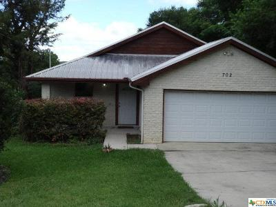San Marcos Rental For Rent: 702 Indiana Street