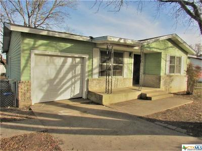 Coryell County Single Family Home For Sale: 2117 Circle Drive