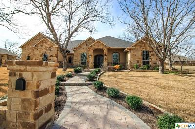 Belton Single Family Home For Sale: 2158 Rivers Edge