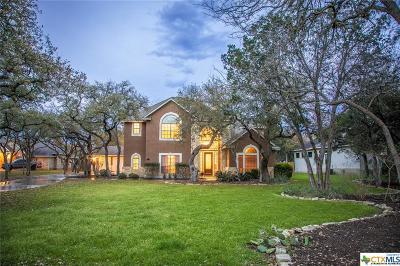 Garden Ridge Single Family Home For Sale: 22022 Deer Canyon Drive