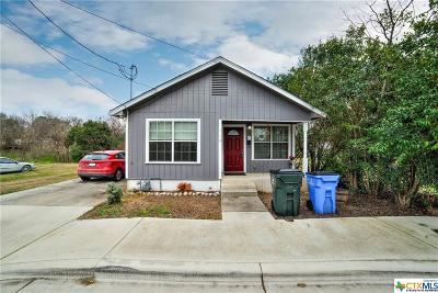 Seguin Single Family Home For Sale: 113 Bauer