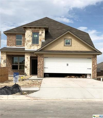 Copperas Cove TX Single Family Home For Sale: $216,600