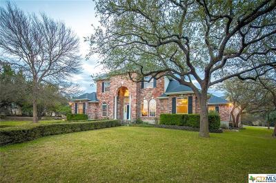 Garden Ridge Single Family Home For Sale: 9814 Trophy Oaks Drive