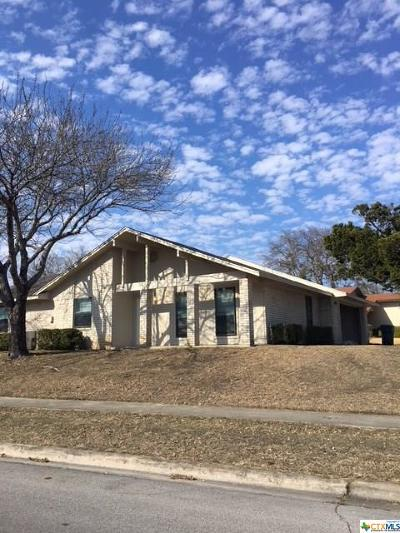 Killeen Single Family Home For Sale: 213 Petunia Circle