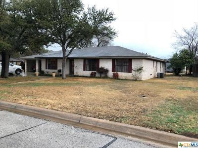 Temple Single Family Home For Sale: 9216 Oak Hills