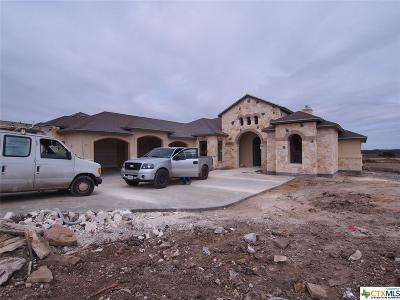 Salado TX Single Family Home For Sale: $335,000
