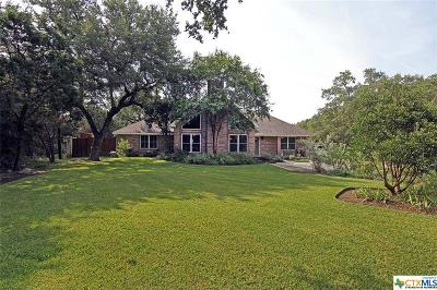 Belton Single Family Home For Sale: 68 Spur