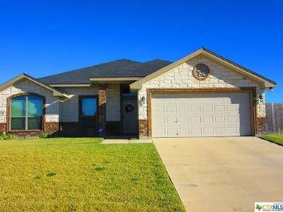 Killeen Single Family Home For Sale: 4510 Chelsea Drive