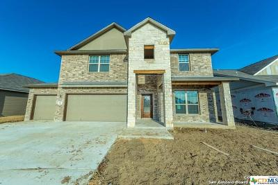 New Braunfels Single Family Home For Sale: 816 Gray Cloud Drive