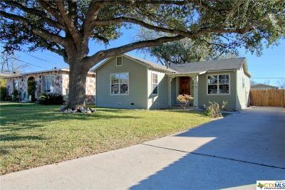 San Antonio Single Family Home Pending Take Backups: 1244 Vanderbilt