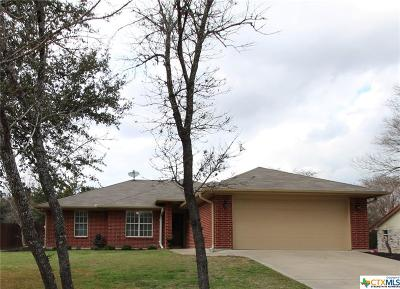 Belton Single Family Home For Sale: 5378 Denmans Loop
