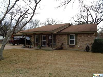 Coryell County Single Family Home For Sale: 123 Sims Circle