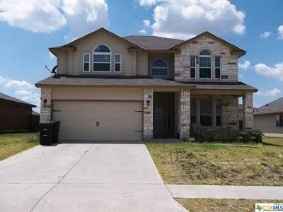 Killeen Single Family Home For Sale: 4907 Bridgewood Drive