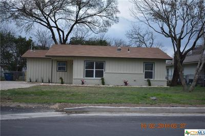 New Braunfels Single Family Home For Sale: 123 Merriweather