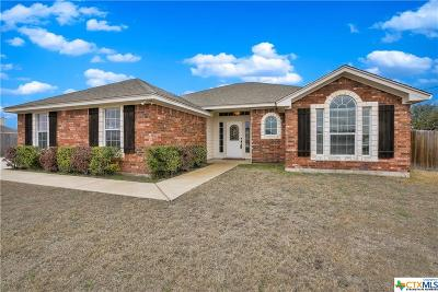 Killeen Single Family Home For Sale: 123 English