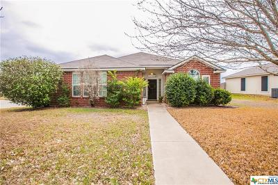 Temple Single Family Home For Sale: 1605 Twisted Oak