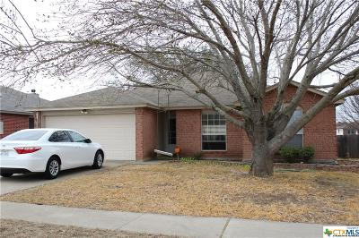 Copperas Cove Single Family Home For Sale: 605 Mesquite