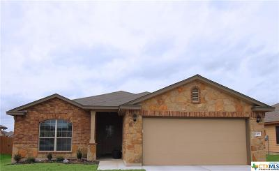 Copperas Cove Single Family Home For Sale: 1305 Briscoe Court