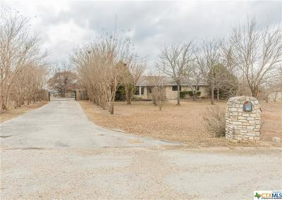 Killeen TX Single Family Home For Sale: $169,400