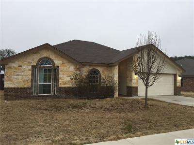 Copperas Cove Single Family Home For Sale: 3421 Dalton